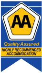 aa quality assured highly reccomended accomodation
